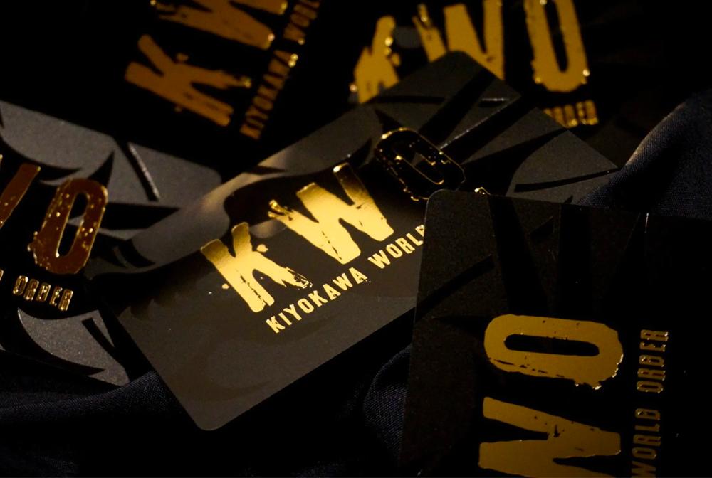 KWO 会員証
